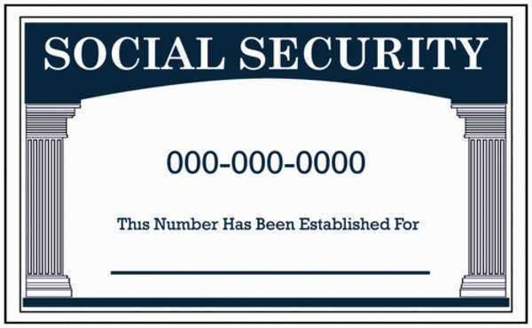 How to Get a Social Security Card